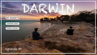 WHAT TO DO IN THE NORTHERN TERRITORY-Part 6|Darwin|sunsets|travel Australia|crocs-Just Vanning It