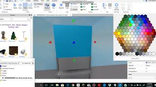How to make your own Roblox Flood escape 2 map (PART 1)