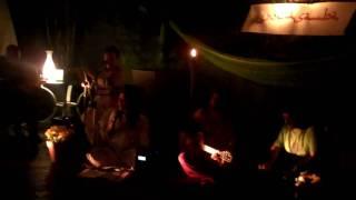 Sita Ram com Shiva Samba na Zen People