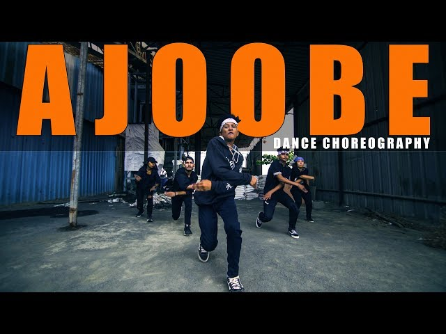 The Kings | Students Showcase | Urban Dance Choreography | Ajoobe | 7BantaiZ