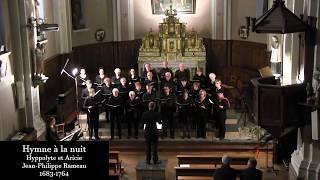 Hymne à la nuit - Hyppolyte et Aricie - Jean-Philippe Rameau - Chorale A Croches Chœur