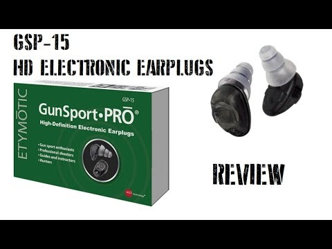 Etymotic Electronic Earplugs Review Mp3