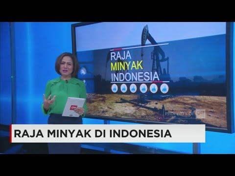 Raja Minyak di Indonesia