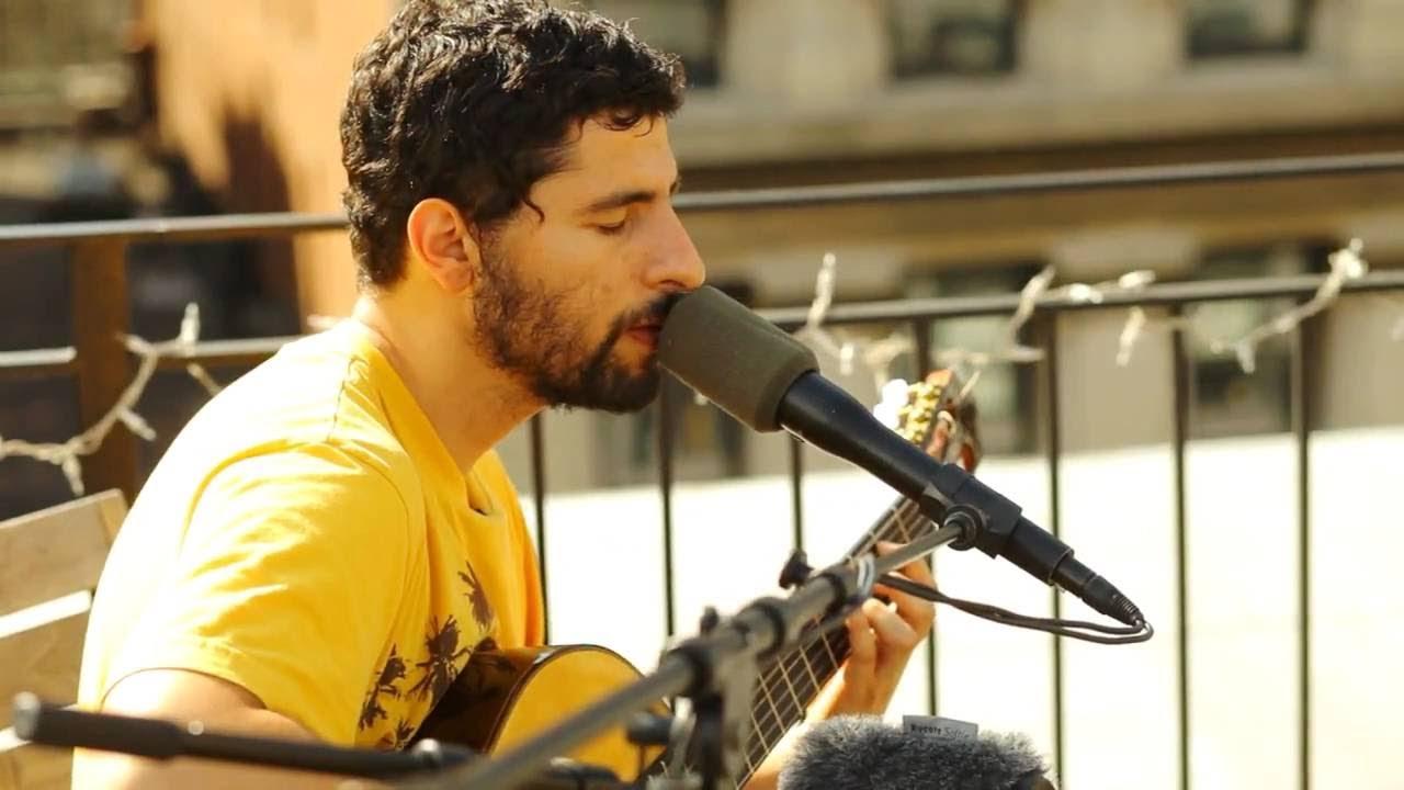 "Live Performance of ""Far Away"" by Jose Gonzalez"