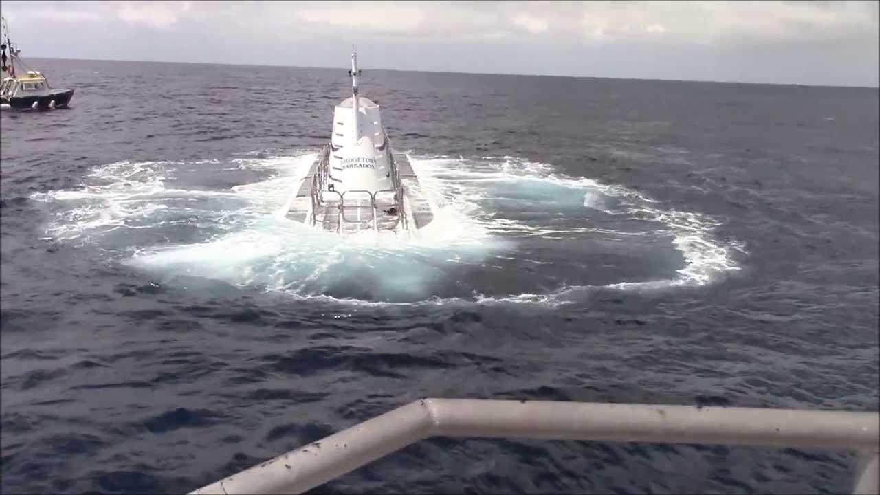 Submarine Tour Barbados