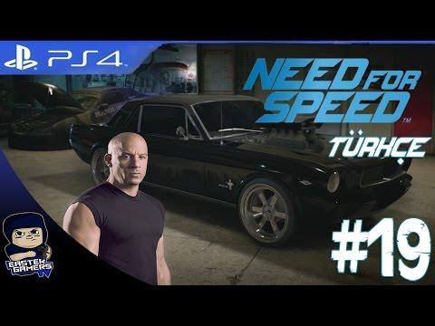 Need For Speed PS4 Türkçe Bölüm 19 : Dom İyisini Bilir !