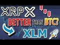 Ripple (XRP) & Stellar Lumens (XLM) remain more Stable than Bitcoin (BTC), prove me wrong