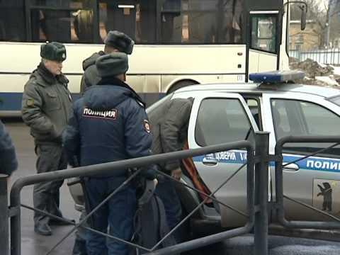 Полиция перешла на усиленный режим работы