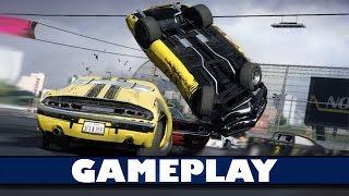 Next Car Game Wreckfest - Présentation - Venez tout détruire !