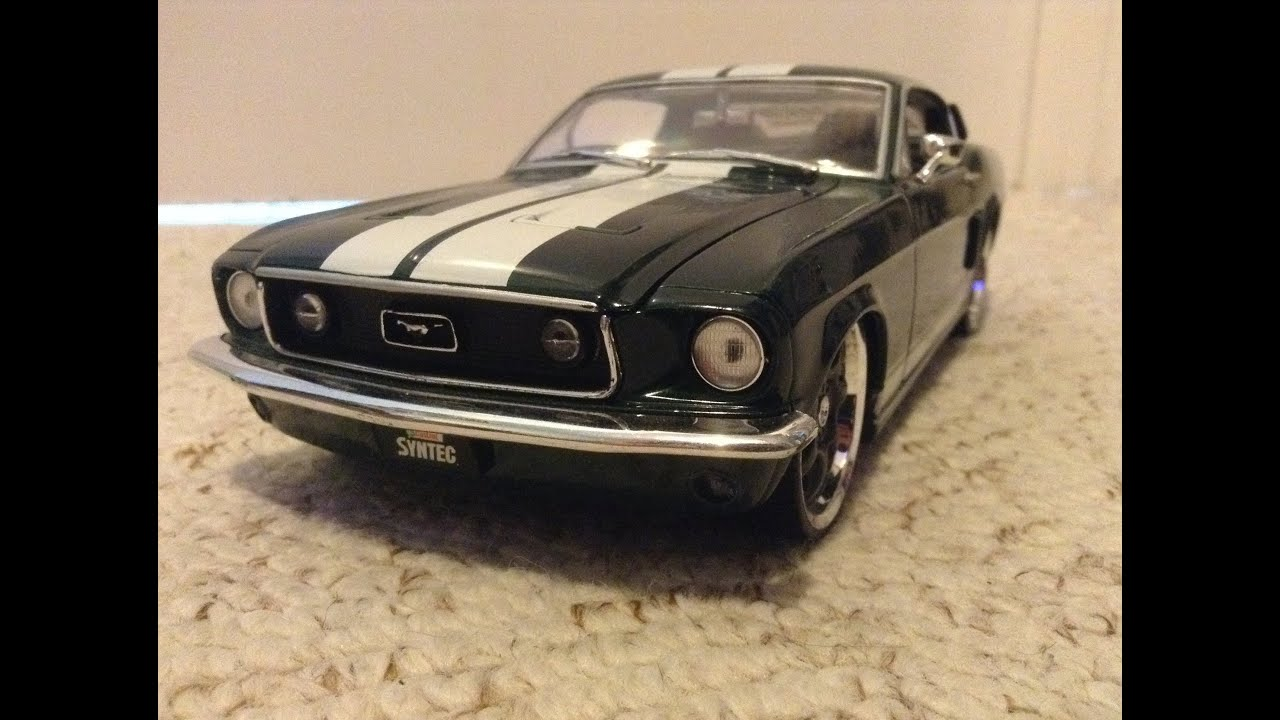 Fast and furious 6 mustang