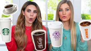 THE COFFEE CHALLENGE! /w iJustine!