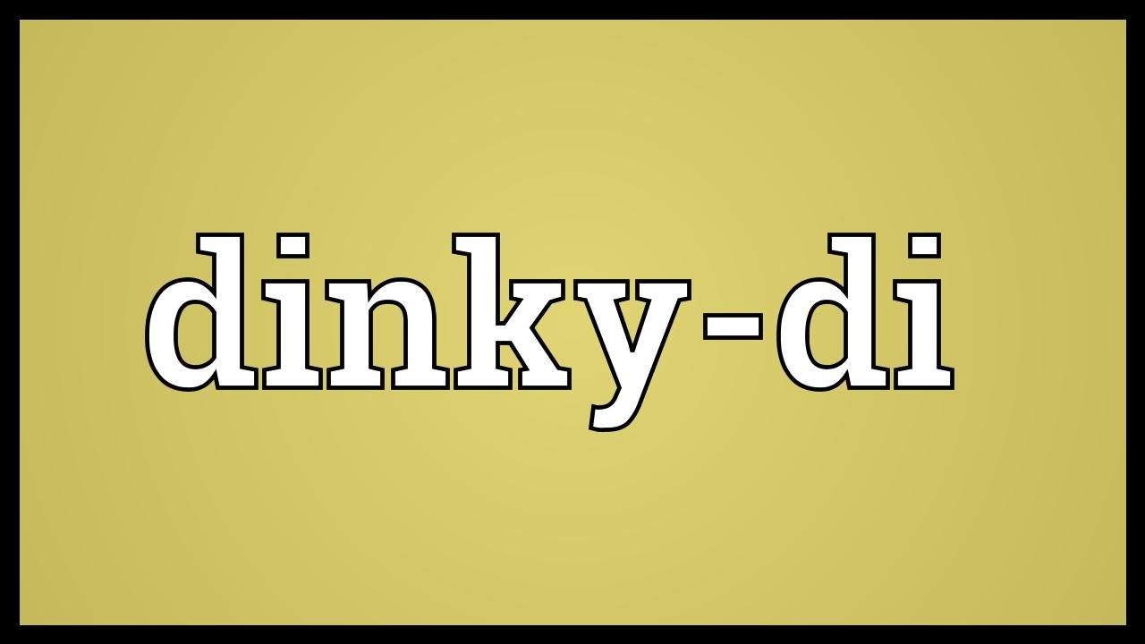 dinky name hd