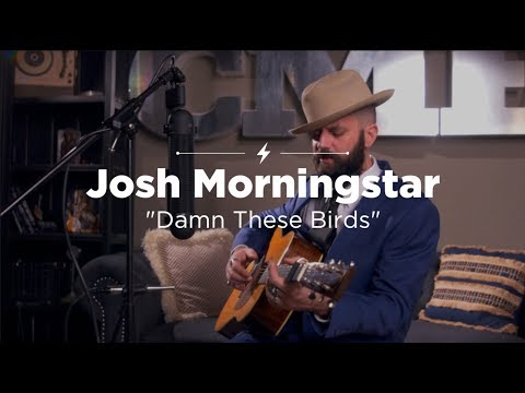 "Josh Morningstar ""Damn These Birds"" | CME Artist Sessions"