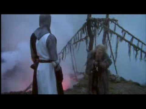 Monty Python- The Bridge of Death