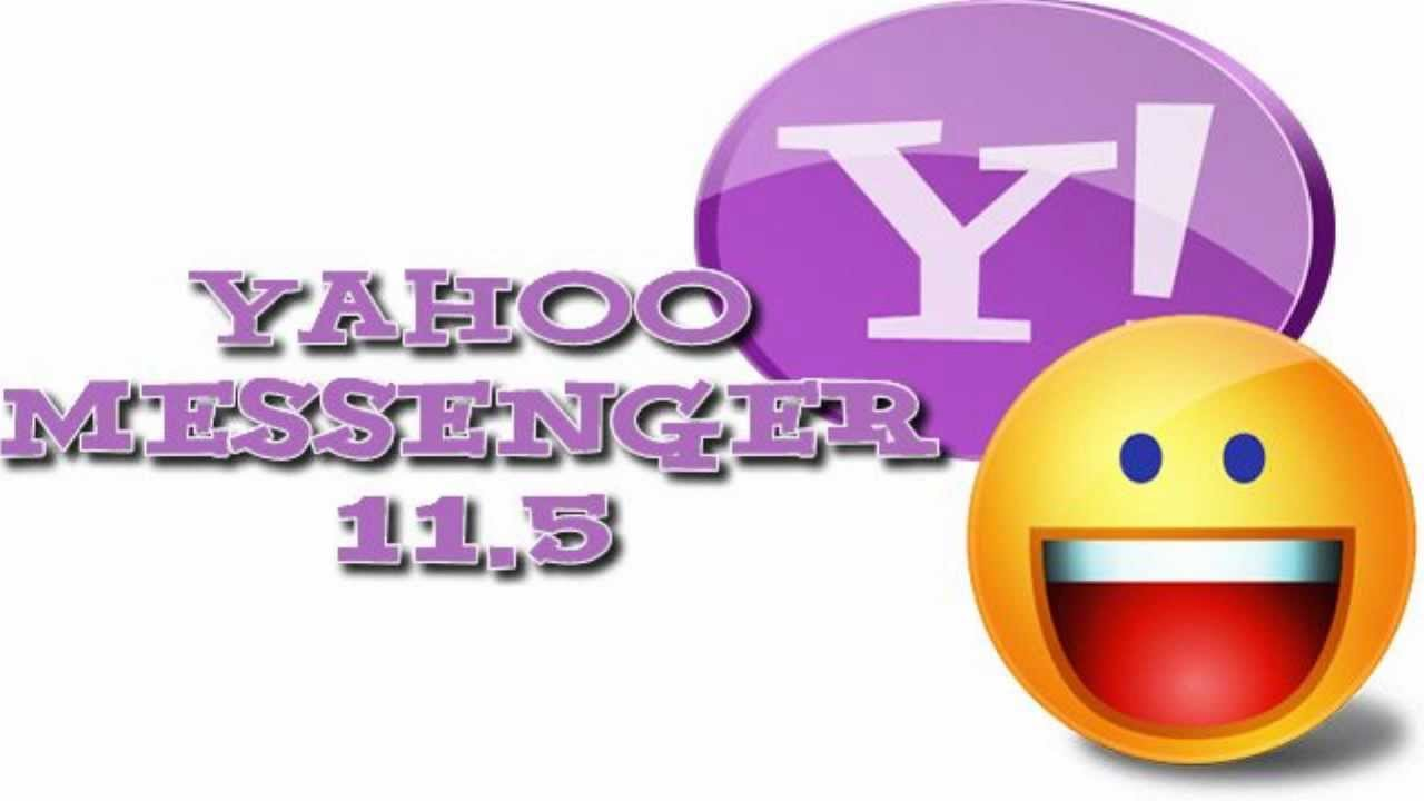 download old yahoo messenger