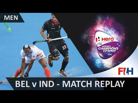HCT  DAY 3   BEL v IND - MATCH REPLAY