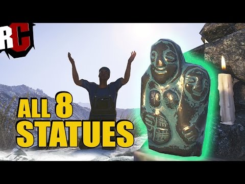 All 8 Statues in Ghost Recon Wildlands (All Pachamama Statues)