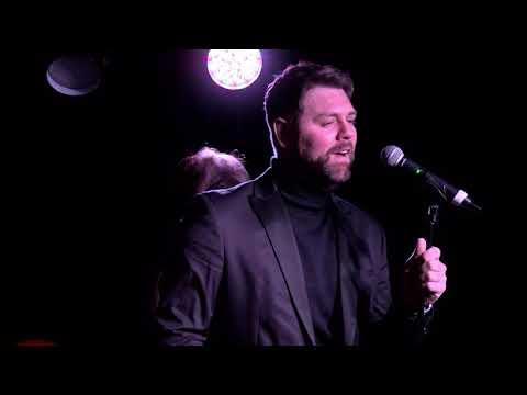 Boisdale Music Awards 2018 Best Male Singer - Brian McFadden