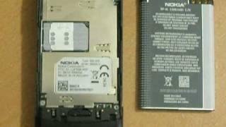 Nokia 6650 fold review (recenzija)