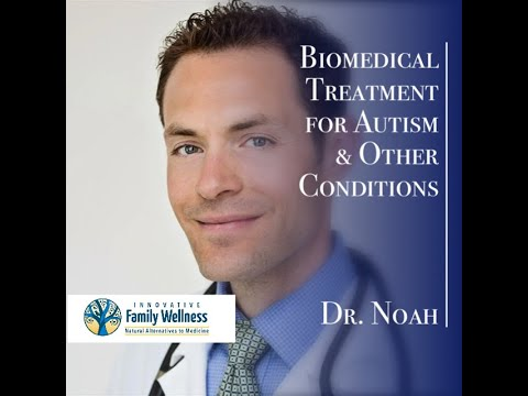 Biomedical Treatment for Autism and other Chronic Diseases