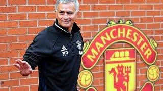 Жозе Моуринью в матчах Манчестер Юнайтед - Ростов