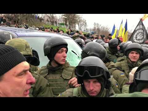 #Задержание Саакашвили в