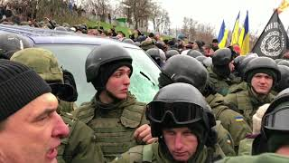 #Задержание Саакашвили в Киеве: хроника