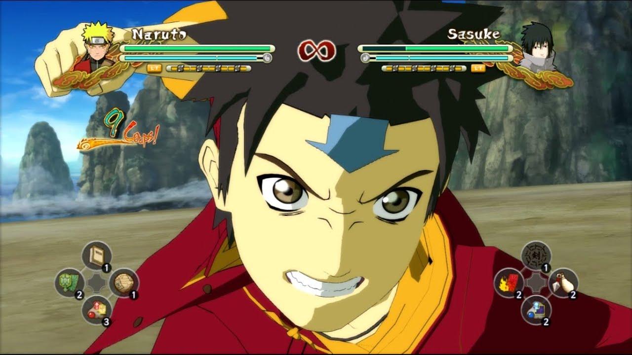 Avatar Aang Wallpaper Hd Pc Naruto Ultimate Ninja Storm 3 Full Burst Naruto