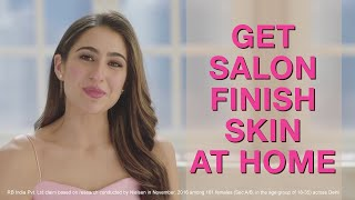 Be your own expert with Veet Cold Wax Strips | Pull It Off | Sara Ali Khan | Veet