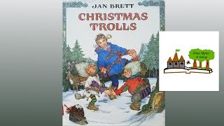 Christmas Trolls by Jan Brett: Children's Books Read Aloud on Once Upon A Story
