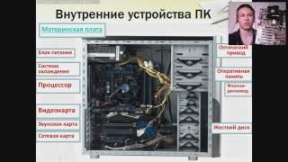 внутренние устройства компьютера расширенная версия