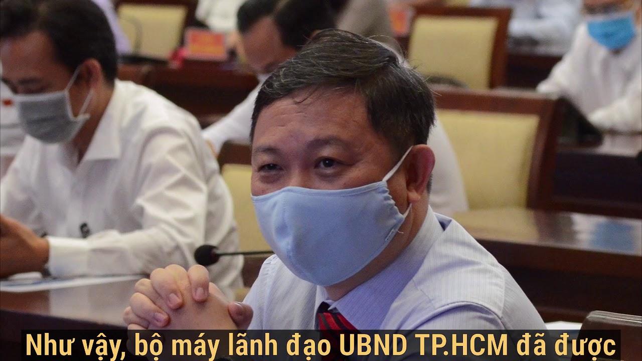 Giám đốc sở Thông tin  Truyền thông được bầu làm Phó Chủ tịch UBND TP.HCM