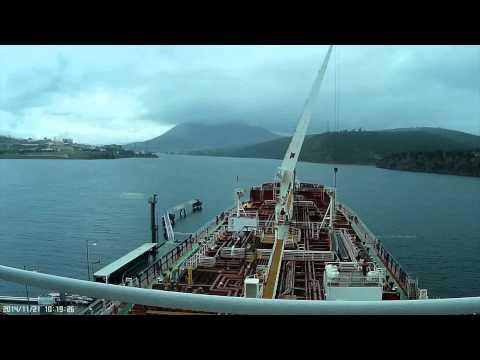Hugli Spirit Timelapse: Hobart