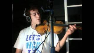 Taio Cruz/Bach - Dynamite (VIOLIN COVER) - Peter Lee Johnson