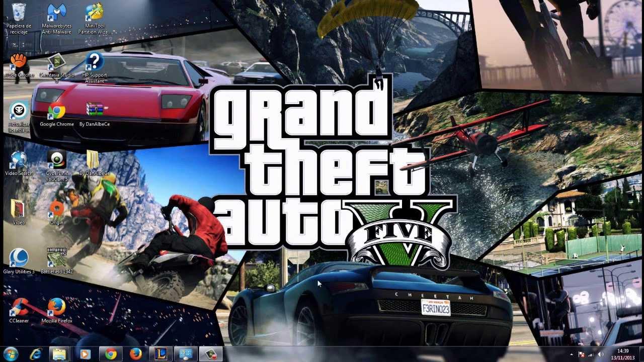Descargar fondos de escritorio de GTA 5 HD - YouTube
