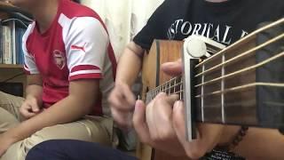 Cô gái m52 ‣ Huy ft. Tùng Viu | Guitar cover