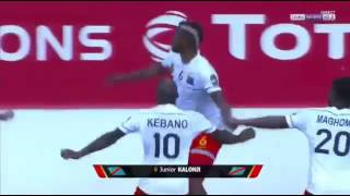 Highlights match Ivory Coast 2 vs 2 RD Congo HD #African #Cup of Nations #CAN 2017