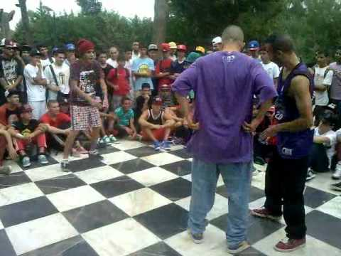The Criminals Crew VS Original Gangsters Crew (First Round) Battle Arika Kings Of 2 VS 2