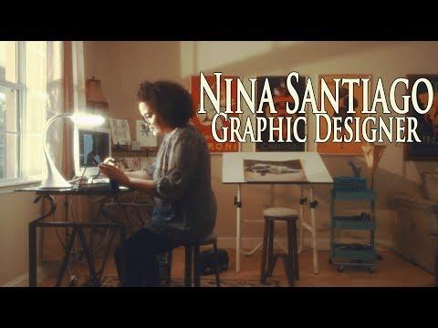 Nina Santiago Graphic Designer