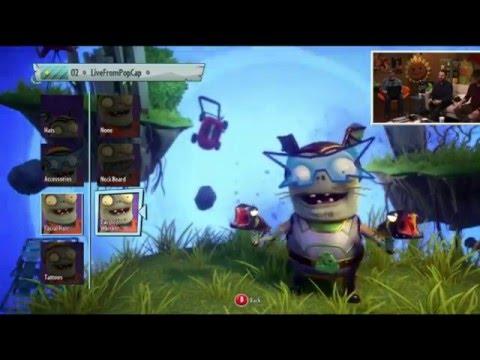 Lil Drake Gameplay - Plants Vs Zombies: Garden Warfare 2
