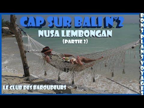 CAP SUR BALI N°2 : Sanur/ Nusa Lembongan/ Partie 2 (Carnet de voyage Bali 2018) .