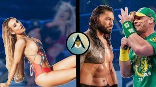 ROMAN REINGS VS JHON CENA en SMACKDOWN 23/07/2021   Previa de WWE SMACKDOWN en español