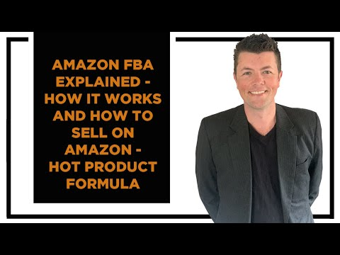 Amazon FBA Explained - How It Works and How To Sell On Amazon - Alex Ryan