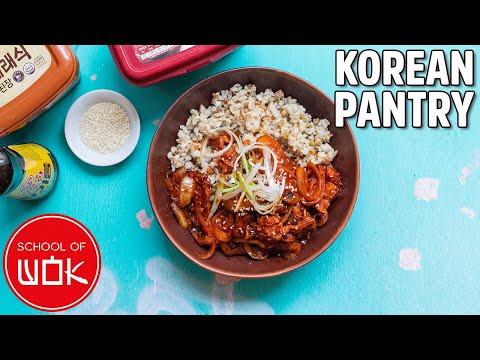 Mouth-Watering Korean Bulgogi Pork! – Pantry Essentials   Wok Wednesdays