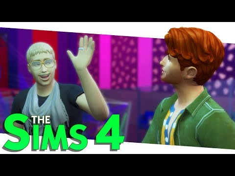 The Sims 4 | PART 10 | LADS ON TOUR