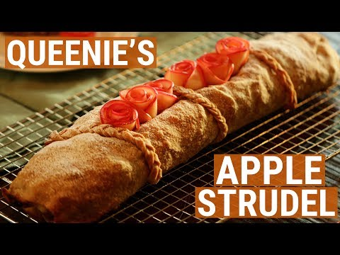 FANTASTIC BEASTS - QUEENIE'S APPLE STRUDEL ft Donal Skehan - NERDY NUMMIES