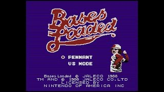 Bases Loaded - Final Game and Ending - Take On The NES Library #46
