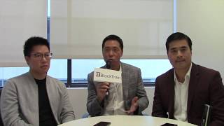 Interview with OKCoin USA's CEO, VP of Marketing, and COO