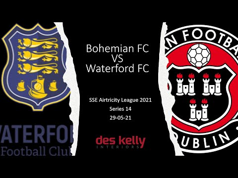 Bohemians D. Waterford Goals And Highlights
