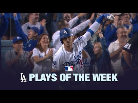 7/8/19:-dodgers-plays-of-the-week
